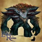 Endless Realms bestiary - Elder Myconid
