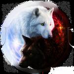 Commission: Wolf Mates X