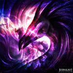 Commission - Cosmic Dragon