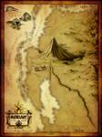 The Tripartitus - Map of Rodan