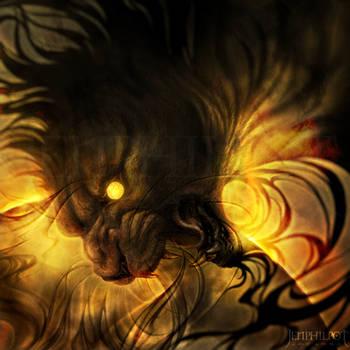 Commission - Soular Eclipse by jocarra