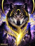 Commission - Nightfire by jocarra