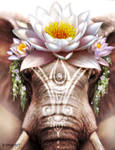 Commission - Wisdom's Avatar by jocarra