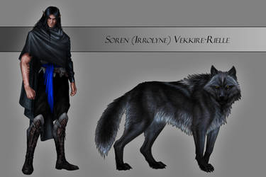 Commission - Soren Reference