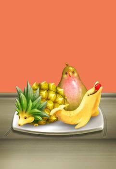 Sushi Go Jen - Fruit
