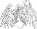 King of Dragons sketch