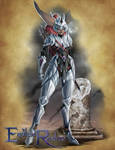 Endless Realms - Mistress General Gora'Tilim