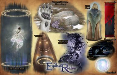 Endless Realms - Se'Lumine Campaign Art