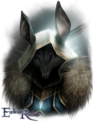 Endless Realms - Raplu Dahu, Knight Commander