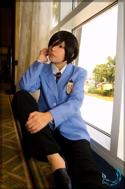 Haruhi Fujioka Cosplay Haruhi Fujioka by NiGH...