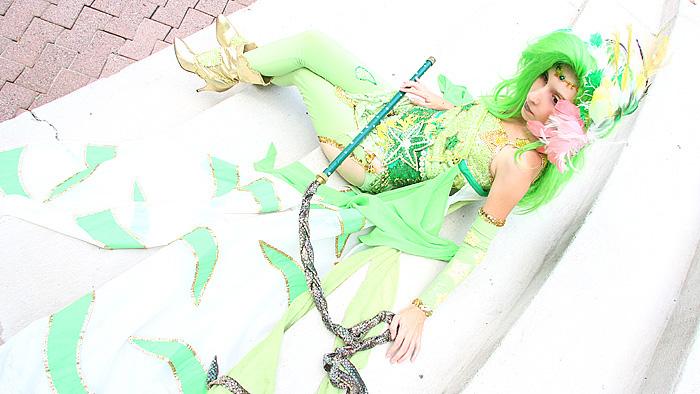 Amano Rydia - AWA 2009 by NiGHTmaren-Cosplay