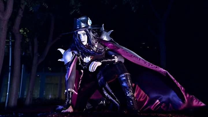 Vampire Hunter D by NiGHTmaren-Cosplay