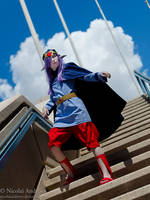 Vaati and the Palace of Winds by NiGHTmaren-Cosplay