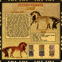 Equus-Felidae -Light
