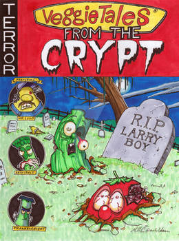 Veggie Tales From the Crypt