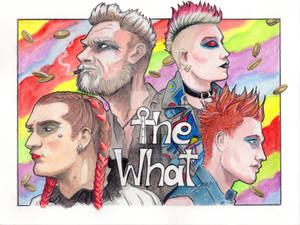 The What - colors