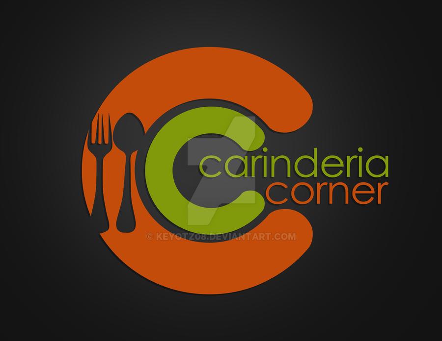 carinderia corner logo by keyotz08
