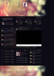 Alexis Jordan - Unused version by manya