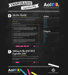 Inspirado - Internal Blog by manya