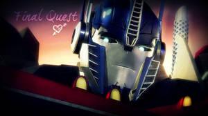 TFP - Optimus Prime: Final Quest