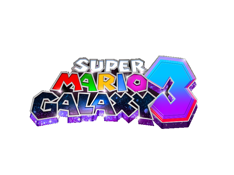 Super Mario Galaxy 3 Logo Fanmade Vvm2019 By Vinvinmario On Deviantart
