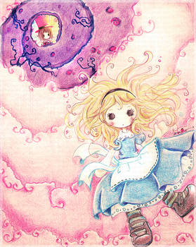 alice in fluffyland.