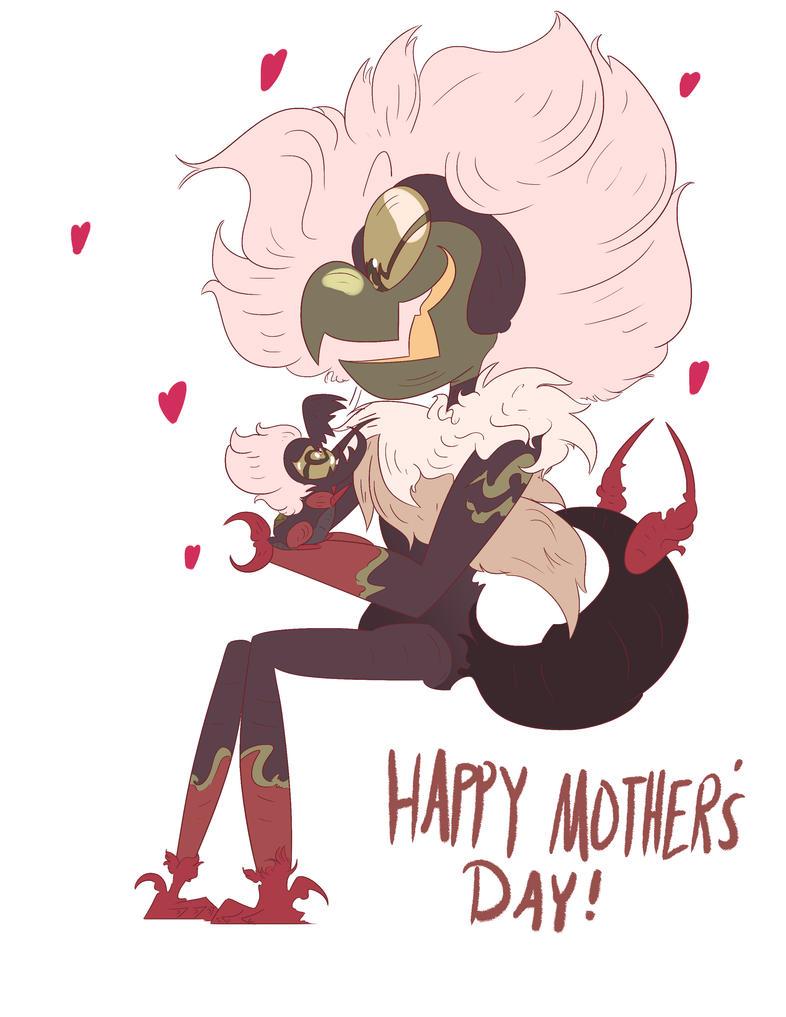 Mother's Day! by blo-deewedd