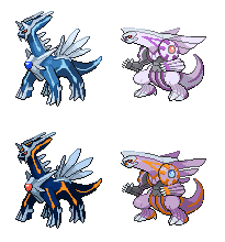 Primal Dialga and Palkia by TheCraigadile on DeviantArt
