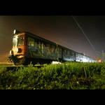 Railfan at Night 002