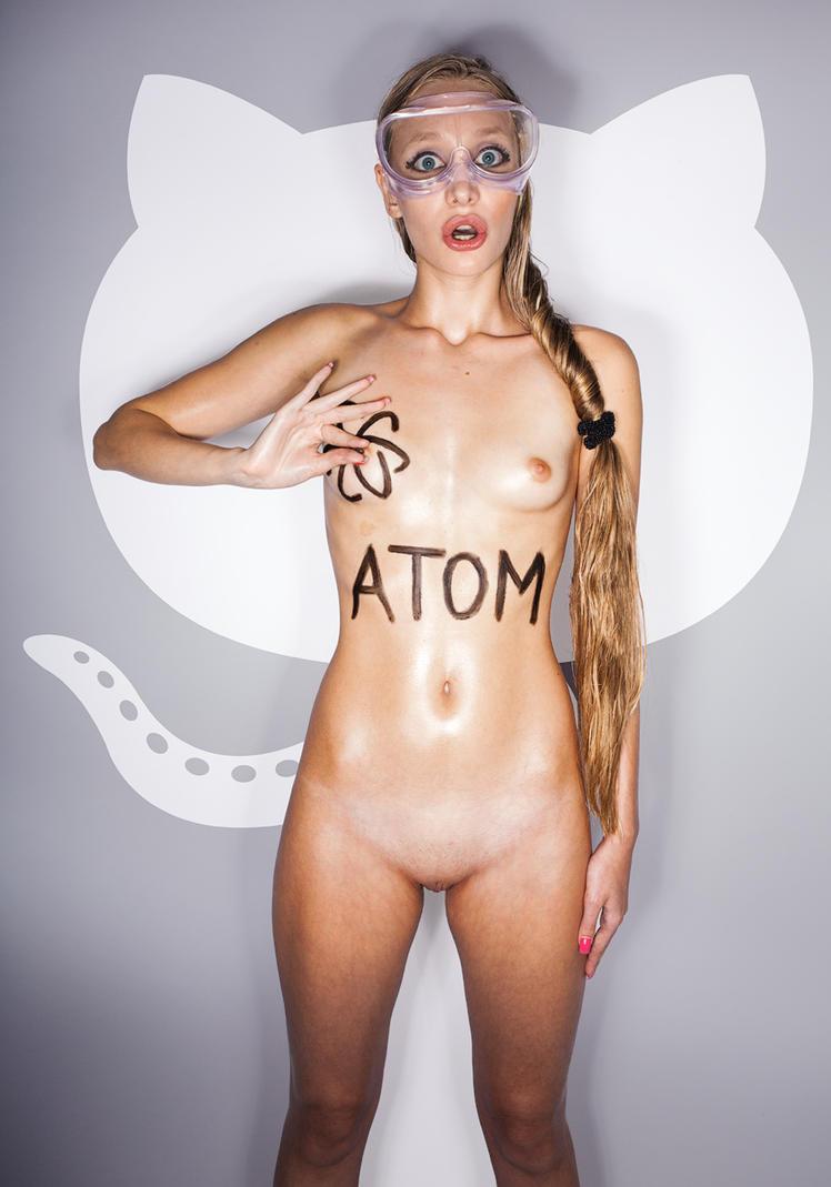 Atom by exeypan