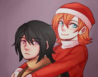 Christmas Ver. Renora by NaitouRSE