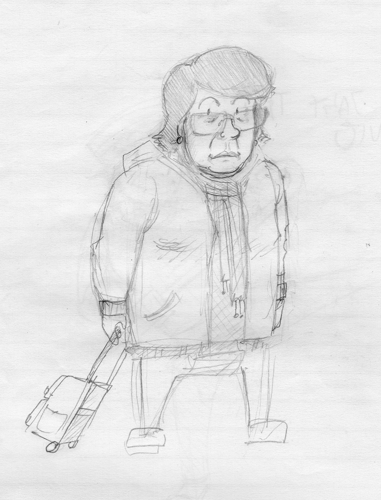 Old Notebook Scans 6 by StopSignal