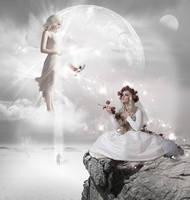 guardian angel by gestandene