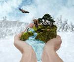 save the world by gestandene