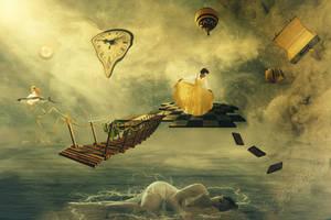 dreaming by gestandene