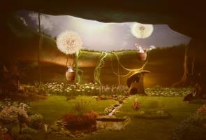 secret garden by gestandene