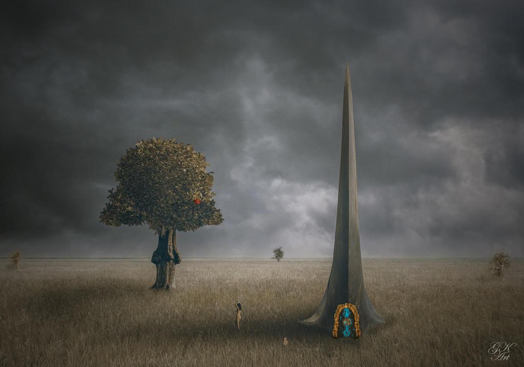 Triptychon - Part 1 - No fall of man