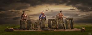 Stonehenge-chess