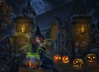 Halloween 2016 by gestandene