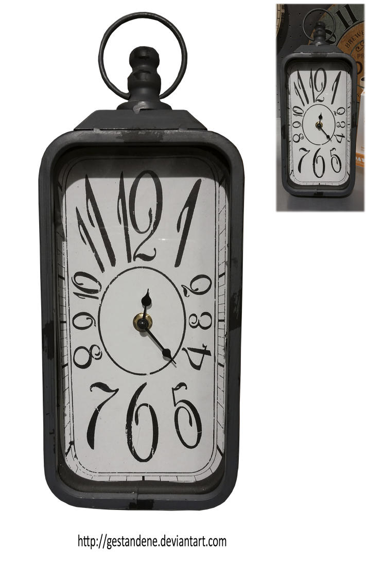Clock2 by gestandene