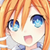 Orange Heart SMILE ICON - 2 [HDN]