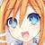 Orange Heart SMILE ICON - 2 [HDN]