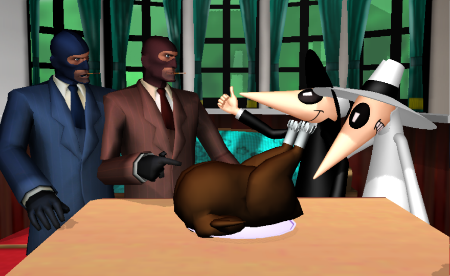 team fortress 2 meet the allied