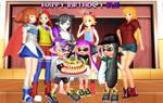 [MMD] Happy Birthday RUIYABI!!