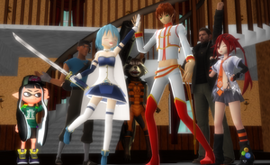 [MMD] GET READY SERVED FOR MISSION!!