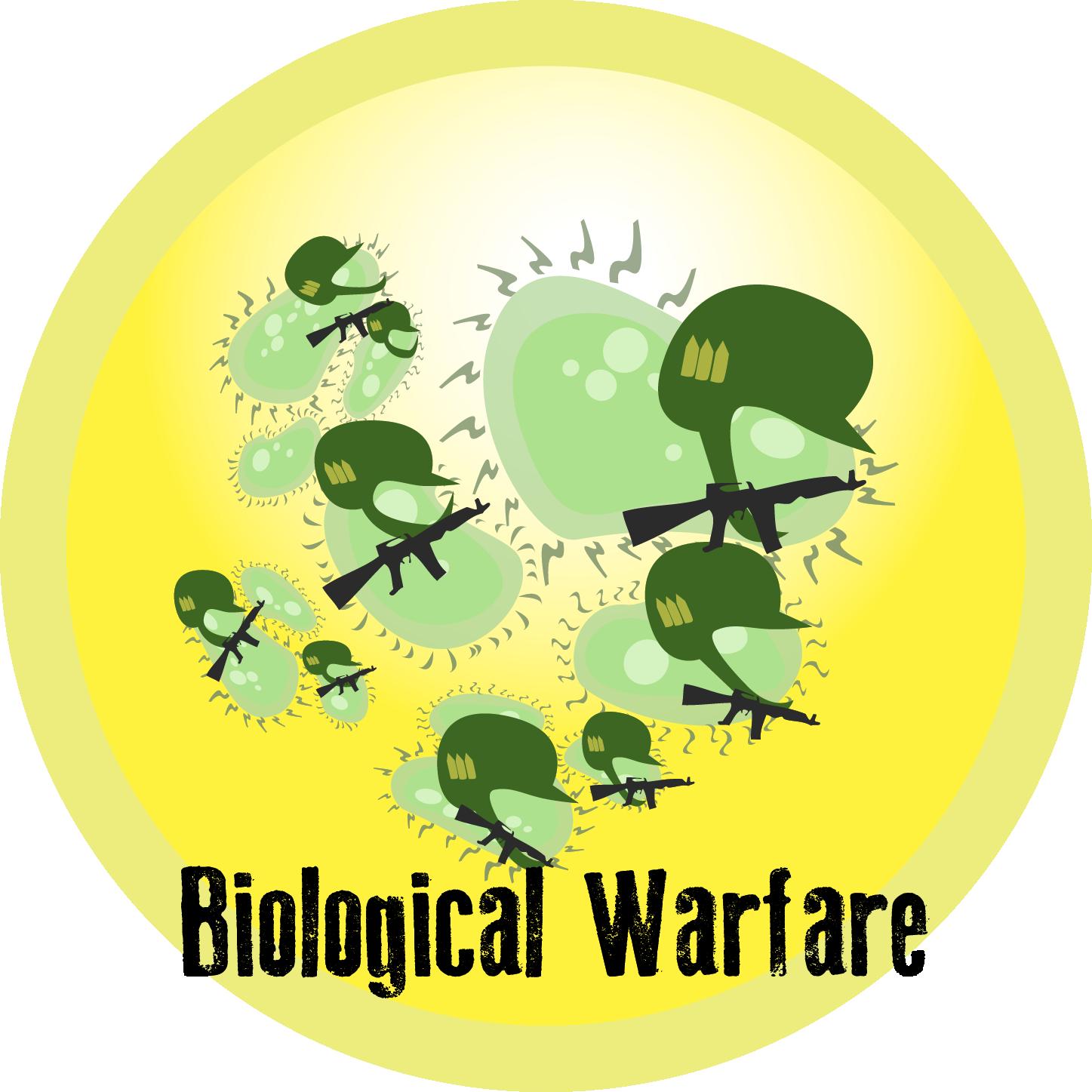 Biological warfare by katlyon on deviantart
