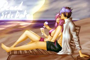 Beach Date by krazie4anime