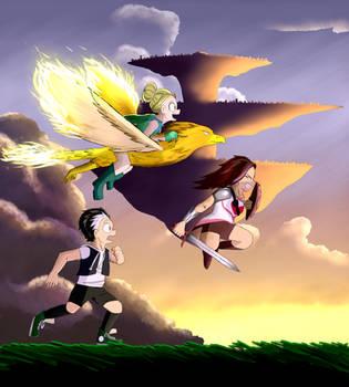 The Fantastical Warriors (Remake) by GabisMe