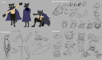 Berserk References Panels by GabisMe