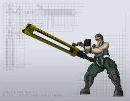 Railgun mk2 by apach3